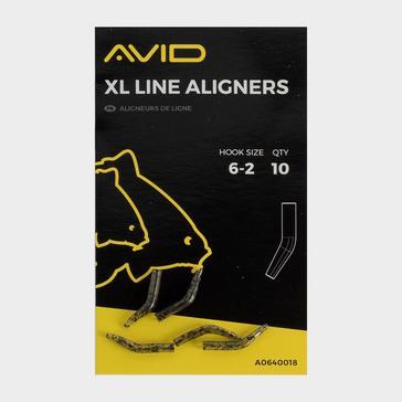 Green AVID XL Line Aligners