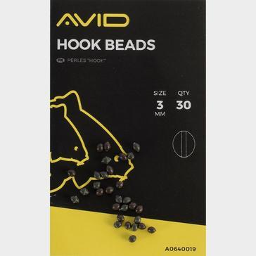 Black AVID Hook Beads