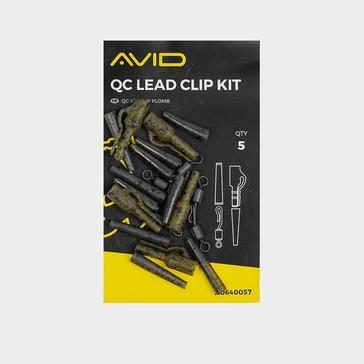 AVID Avid Terminal Tackle QC Lead Clip Kit