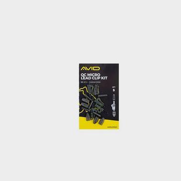 Multi AVID Qc Micro Lead Clip Kit