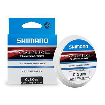 SHIMANO 0.14mm Aspire Flouro 50m