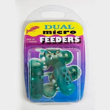 Green Dinsmores Dual Micro Feeder
