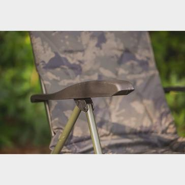 Camouflage SOLAR TACKLE Undercover Camo Recliner Chair