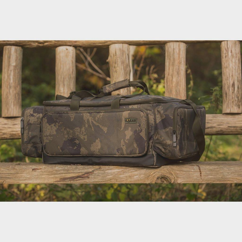 GREEN SOLAR TACKLE Undercover Camo Lrg Carryall image 1