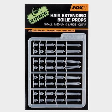 Fox Edges Hair Ext Boilie Props Clear