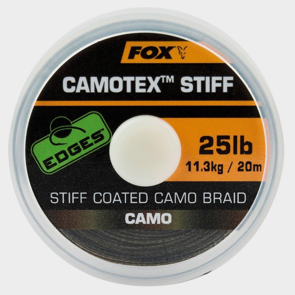 Fox Camotex Stiff 20Lb image 1