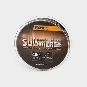 Fox Fox Submerge Sink Braid 40Lb  300M