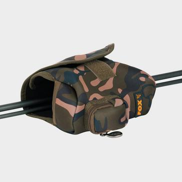 Fox Camo Reel Case