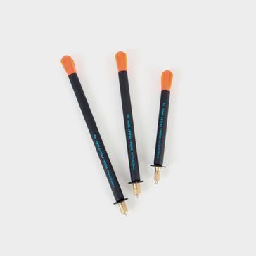 Black PRESTON Dura Pellet Wagglers Slim 6g