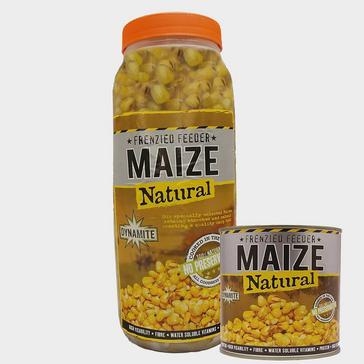 YELLOW Dynamite Frenzied Maize 2.5L Jar