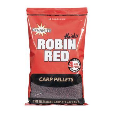 RED Dynamite Robin Red Pellet 4Mm