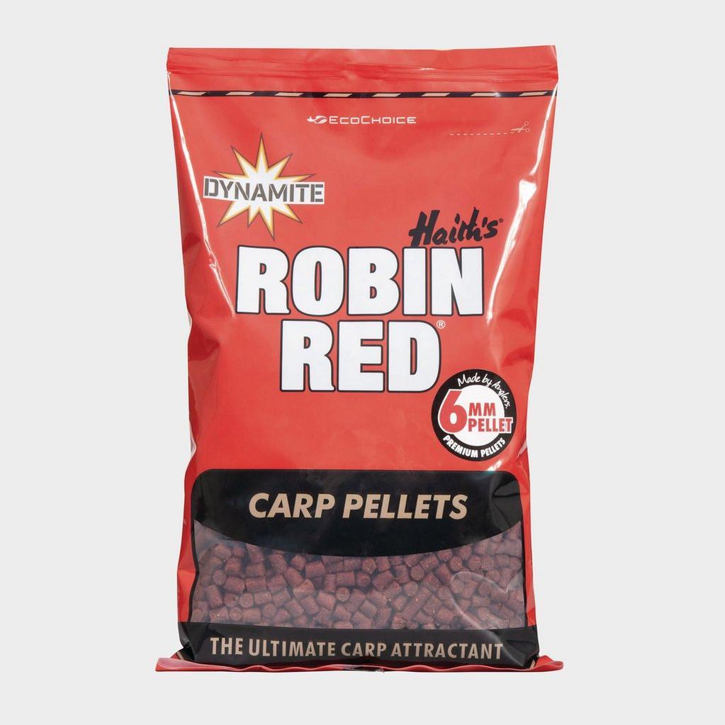 Dynamite Robin Red Pellet 6mm image 1
