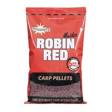 Dynamite Robin Red Pellet 6mm