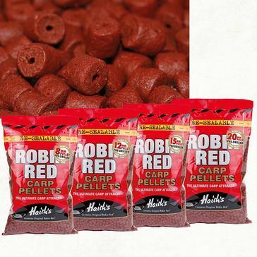 RED Dynamite Robin Red Drilled Pellet 20mm