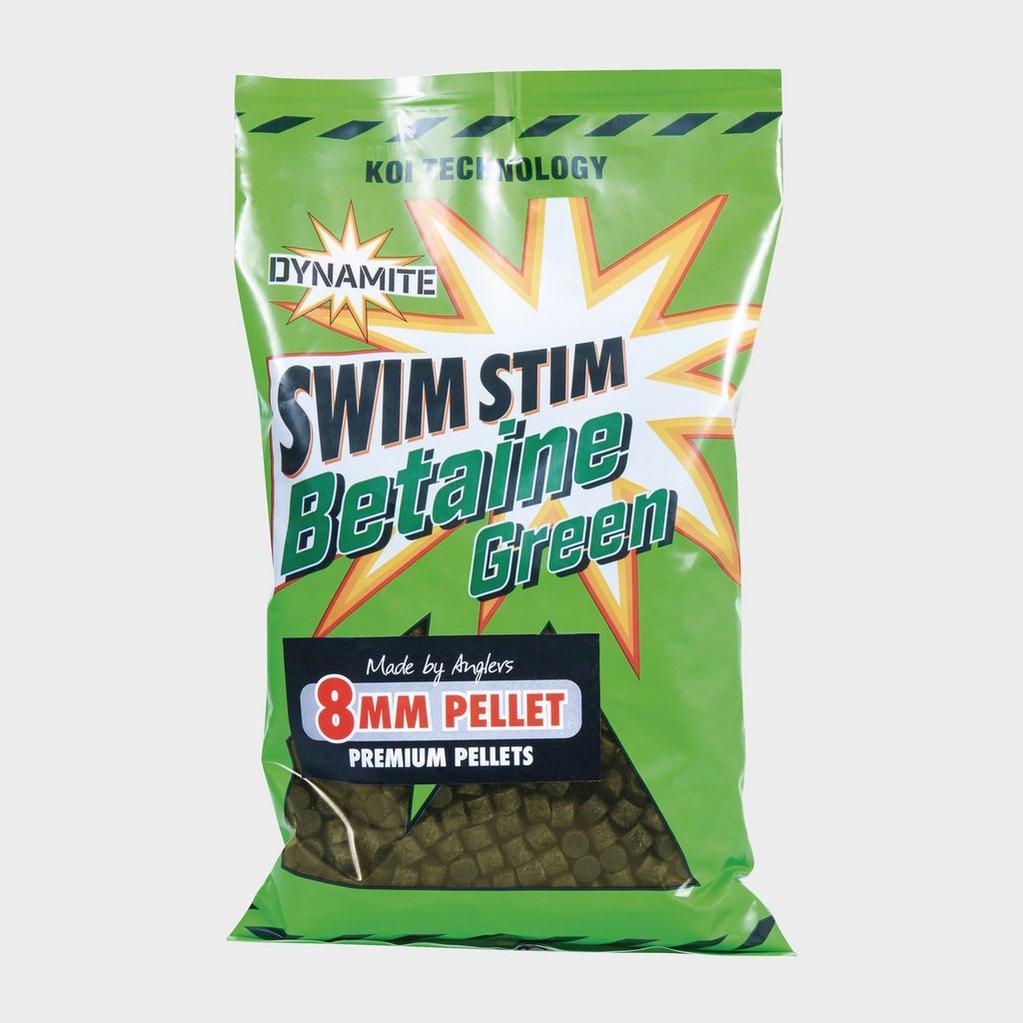 Dynamite Swim Stim Grn Pellets 8Mm image 1
