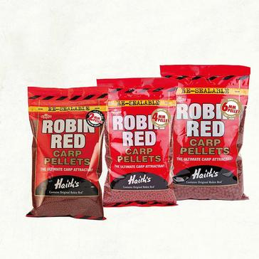 RED Dynamite Robin Red Pellets 2mm 900g
