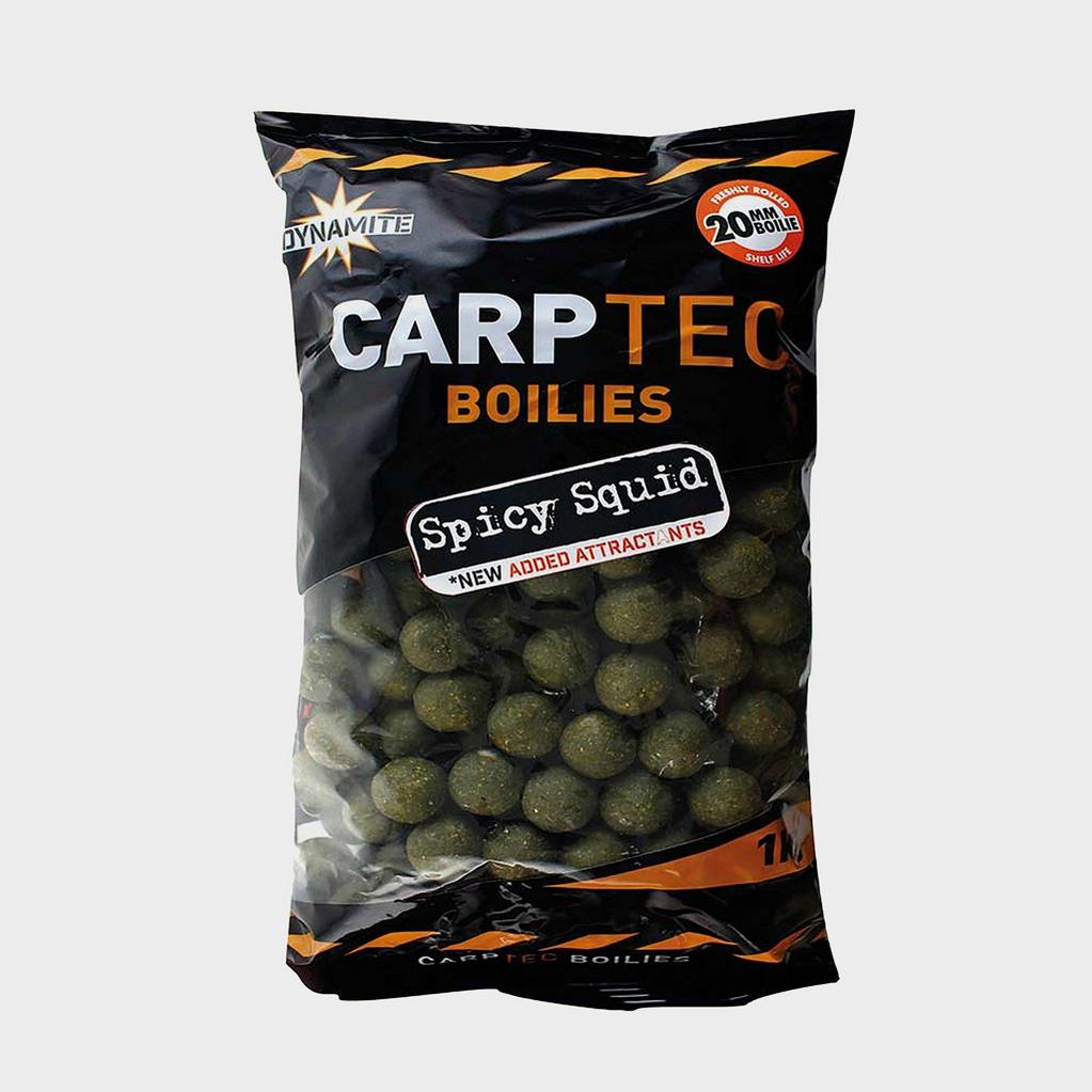 Dynamite Baits Carp-Tec Spicy Squid 15mm 2kg image 1