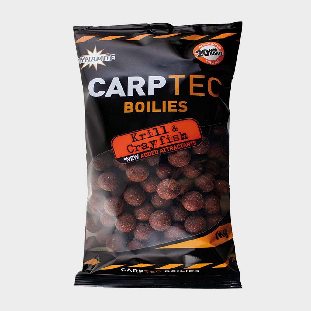 Dynamite 15mm Carptec Krill And Crayfish Boilies image 1