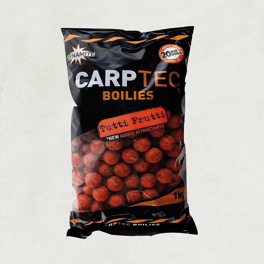 Dynamite 15mm Carptec Tutti Frutti Boilies image 1