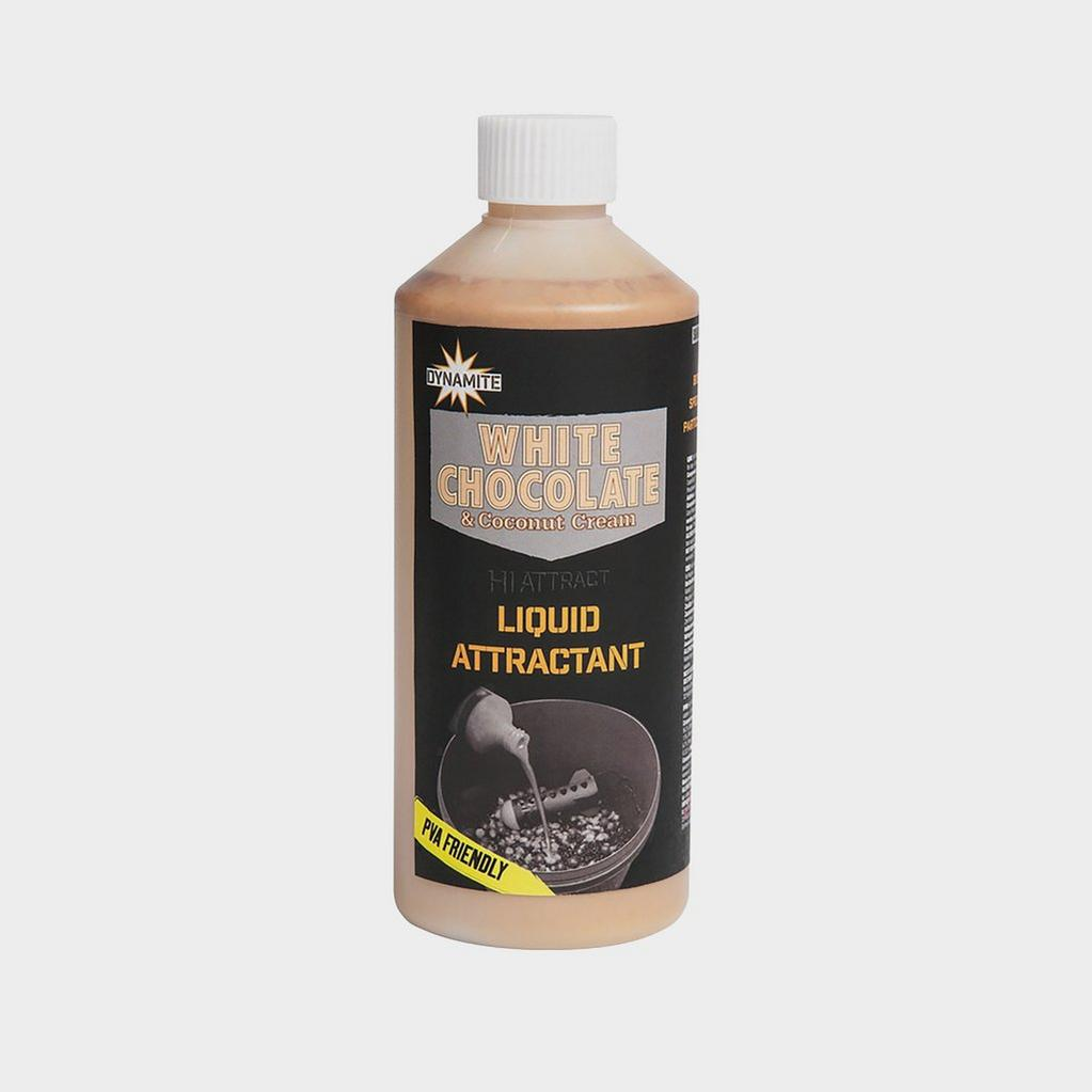 Dynamite Wht Chocolate & Coconut Liquid Attractant 500Ml image 1