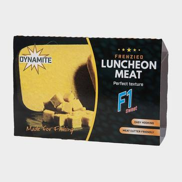 BLACK Dynamite Frenzied F1 Luncheon Meat