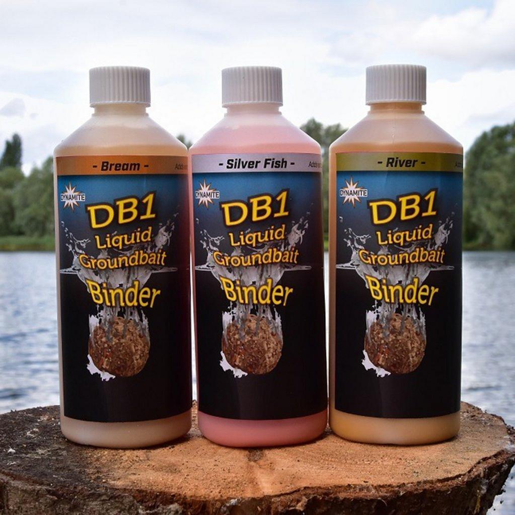 Pink Dynamite DB1 Silvers Binder Liquid image 1