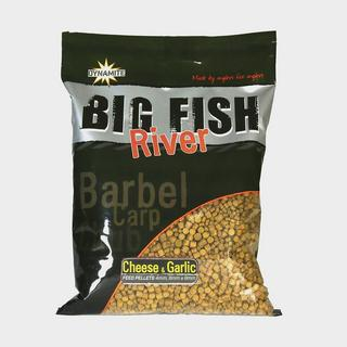 Big Fish River Pellets 4 6 8mm Cheese & Garlic