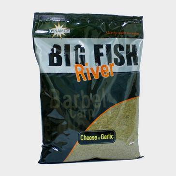 Brown Dynamite Cheese & Garlic Big Fish River Groundbait 1.8kg