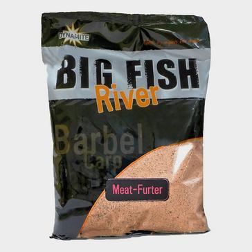 BLACK Dynamite Big Fish River GRndbait Meat-Furter