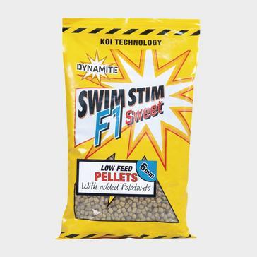 SILVER Dynamite Swim Stim F1 6mm 900g