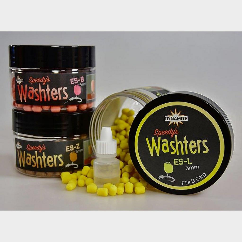 Yellow Dynamite Speed ES-L Washsters 9mm image 1