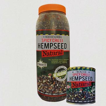 GREEN Dynamite Frenzied Hemp Chilli 350g Tin