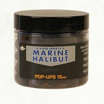 BLACK Dynamite Marine Halibut Pop Ups 15mm