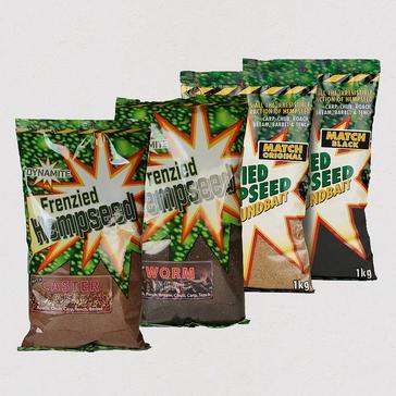 GREEN Dynamite Frenzi Hemp Match Blk GRndbait