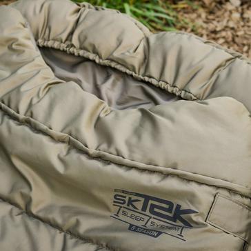 Green Sonik SK-TEK 5-Season Sleep System