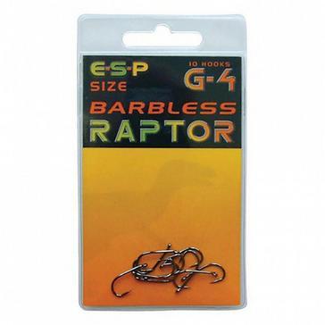 ESP Barbless Raptor G4 Size 6