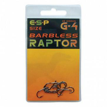 ESP Barbless Raptor G4 Size 7