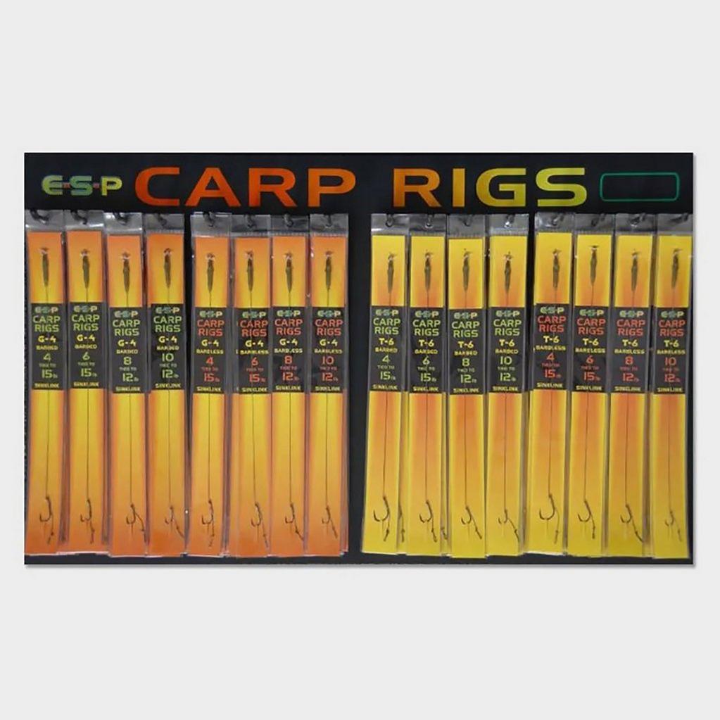 ESP Carprig T6 10 12Lb Brbles image 1