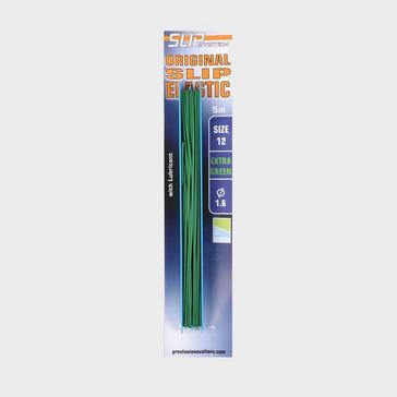 Multi PRESTON Slip Elastic 12 Extra Grn