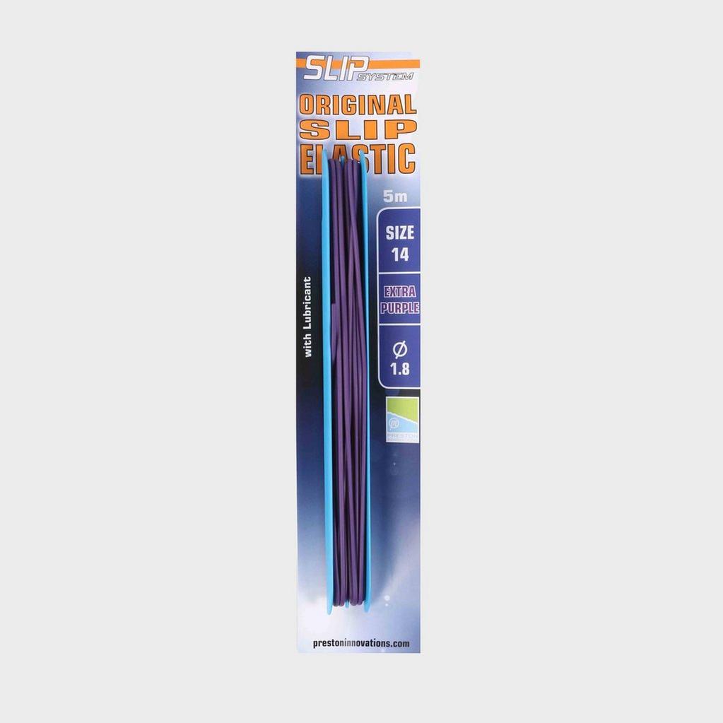 Multi PRESTON Slip Elastic 14 Extra Purp image 1