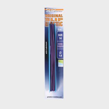 Multi PRESTON Slip Elastic 14 Extra Purp