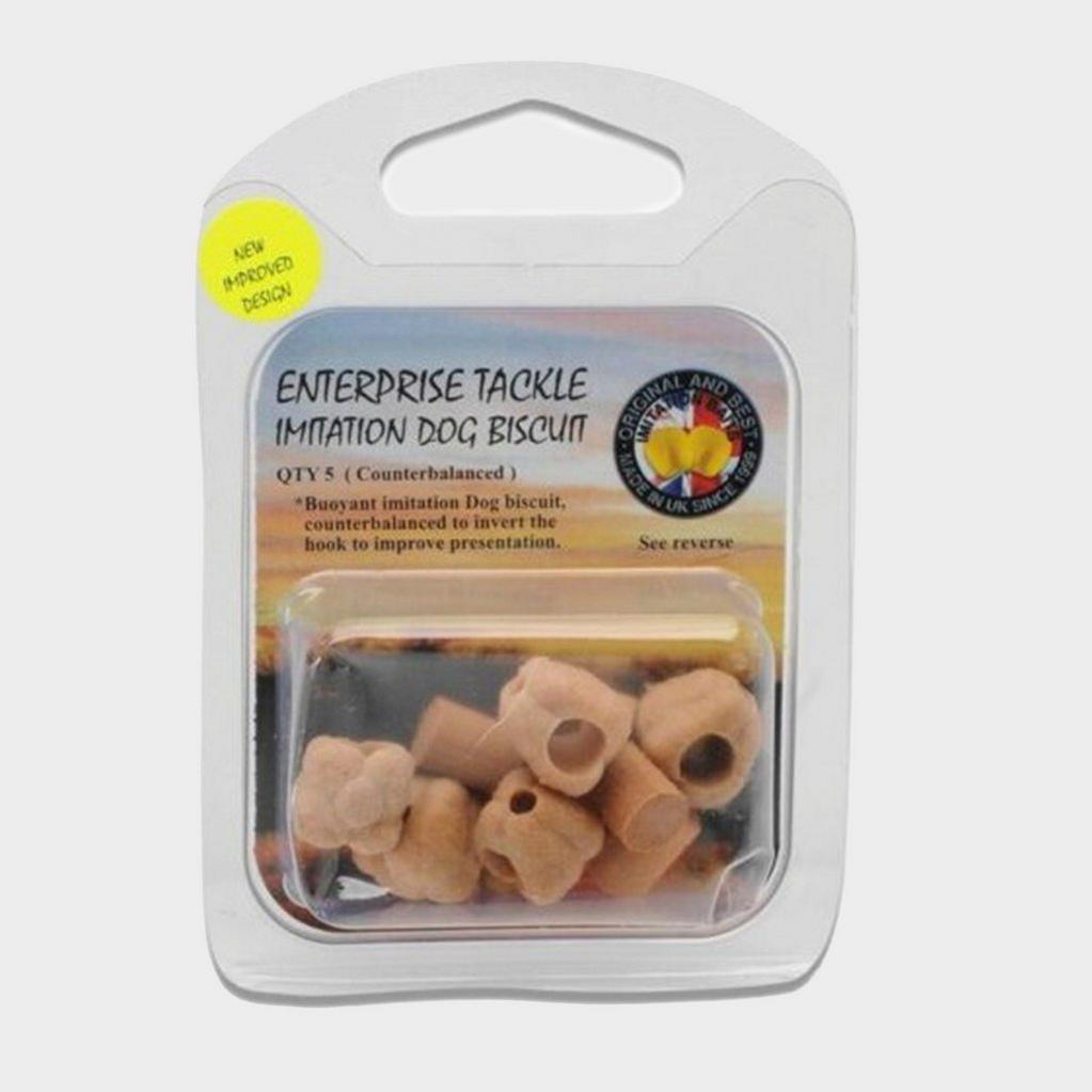 Enterprise Tack Imitation Dog Biscuit Counterbalanced *New Design* image 1