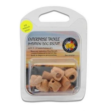 Enterprise Tack Imitation Dog Biscuit Counterbalanced *New Design*
