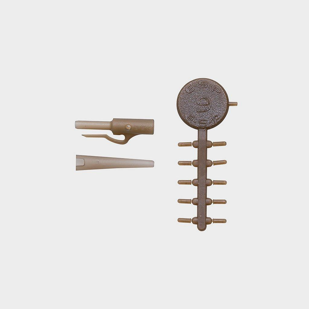BROWN ESP Ejector Lead Clips Brown image 1