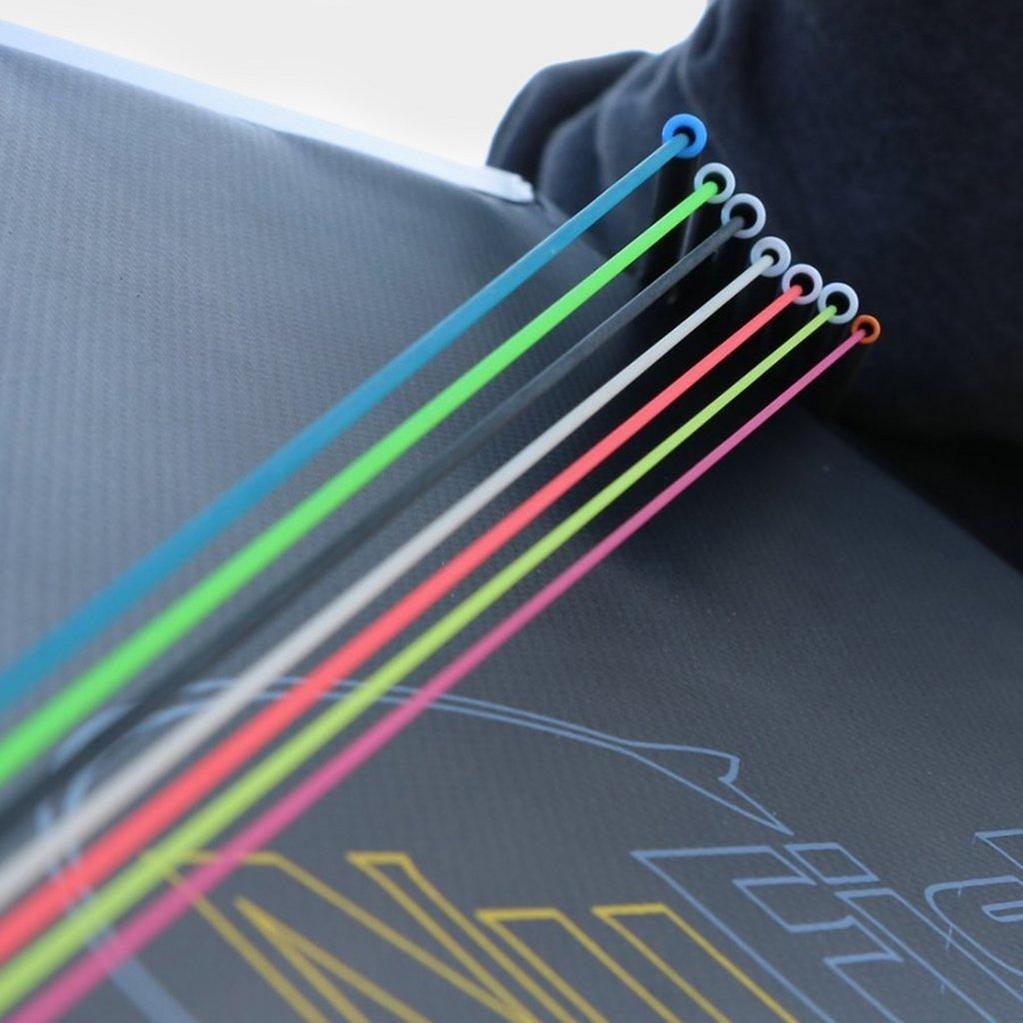 NUFISH NuFish Zipp Hybrid Elastic 3m Size 8-10 image 1