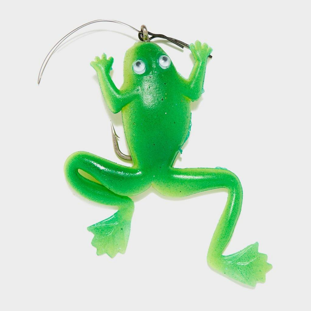 Green LUREFLASH Frog Lure 7cm image 1