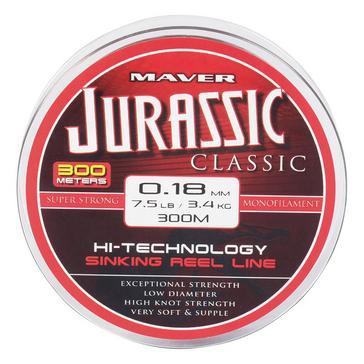 Maver Jurassic Reel Line 9.2Lb 0.20Mm