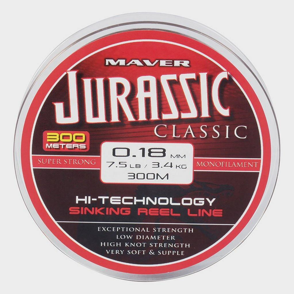 Maver Jurassic Reel Line 13.4Lb 0.25Mm image 1