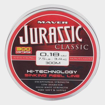 Maver Jurassic Reel Line 13.4Lb 0.25Mm