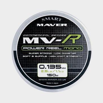 Black Maver Mv-R Power 0.15Mm 5.5Lb 150M